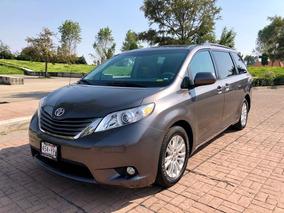 Toyota Sienna 2013 Xle Clima Puertas Eléctricas Como Nueva