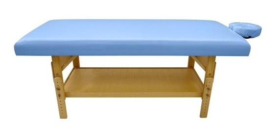 Maca De Massagem Fixa E Altura Regulável Plêiades Spa Legno
