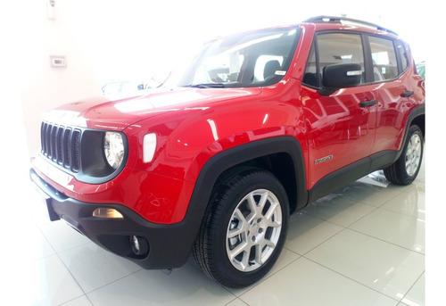 Jeep Renegade Sport 1.8 Mt5 0km Linea 2021 Full Adjudicado!!