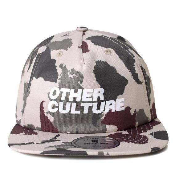 Boné Other Culture Strapback Country Camuflado Original