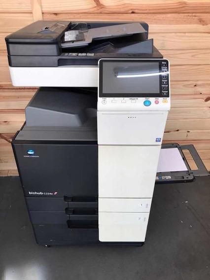 Impressora Konica Minolta Bizhub C224e