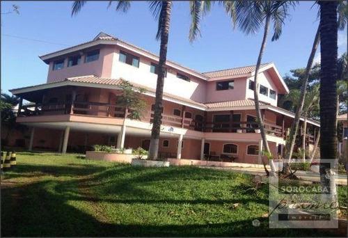 Imagem 1 de 13 de Oportunidade Chácara Com À Venda, 5223 M² De R$ 5.000.000,00 Por R$ 3.000.000,00 - Residencial Alvorada - Araçoiaba Da Serra/sp - Ch0007