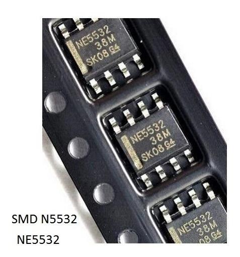 Ci Smd Ne5532 - Ne 5532 - N5532 Original