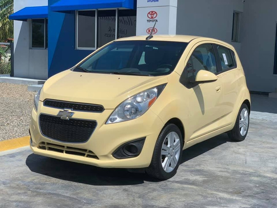 Chevrolet Spark Version Americana 2013