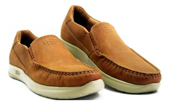 Zapato Naútico Hombre Cuero Marsanto Mod.0026 Calzados Susy