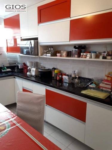 Apartamento À Venda, 71 M² Por R$ 300.000,00 - Limão (zona Norte) - São Paulo/sp - Ap0308