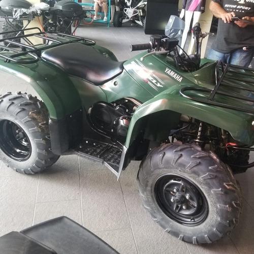Yamaha Grizzly 350 4x4                    Motos-one  Pinamar