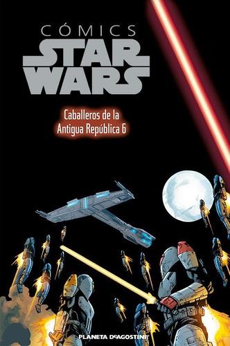 Cómics Star Wars  Libro 18 - Caballeros De La Antigua... 6