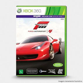 Forza Motorsport 4 - Original Para Xbox 360 - Novo