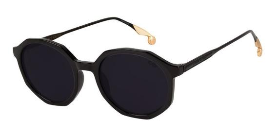 Óculos De Sol Harry Potter Pomo De Ouro Fume Unissex