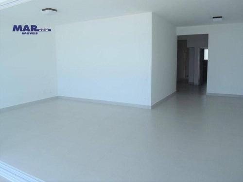Imagem 1 de 15 de Apartamento Residencial À Venda, Centro, Guarujá - . - Ap9671
