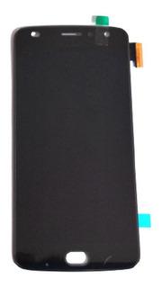 Pantalla Display Original Moto Z2 Play Xt1710 Negro + B-7000