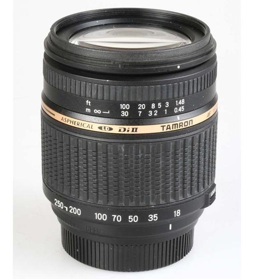 Objetiva Tamron Af 18-250mm F3.5-6.3 Di Ii Ld Para Nikon