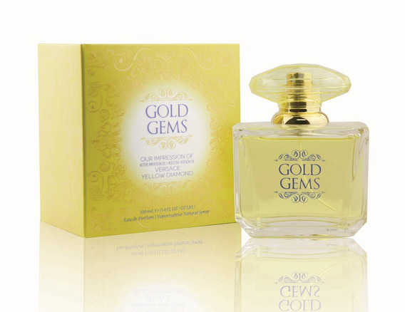 Gold Gems Edp 100ml For Woman - The Preferred Collection
