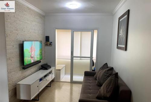 Apartamento A Venda No Bairro Imirim Em São Paulo - Sp.  - 13202-1