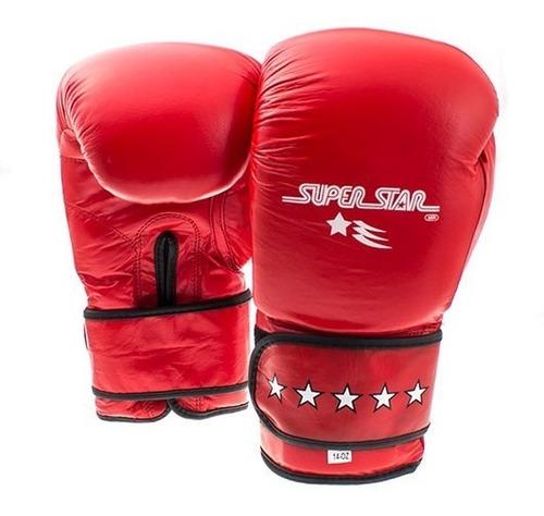 Guantes De Boxeo Box Profesional 100% Cuero (envío Gratis)