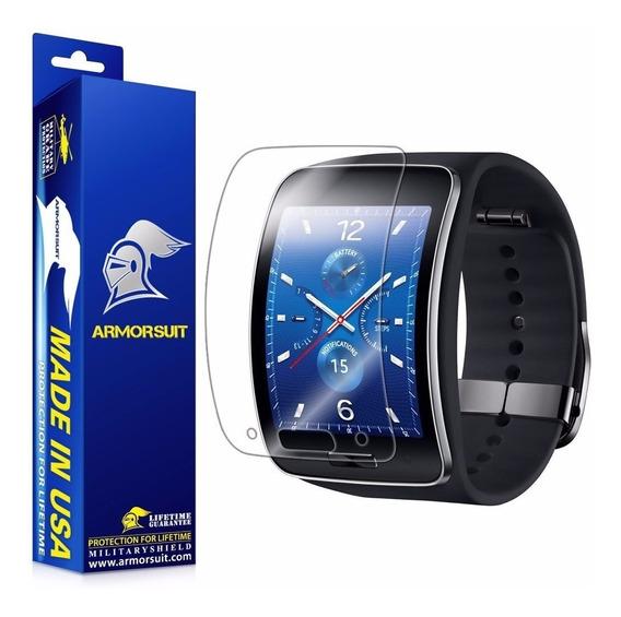 Armorsuit Militaryshield Samsung Gear S Smartwatch Screen