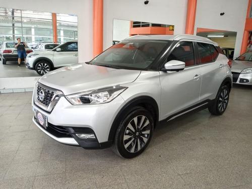 Nissan Kicks Exclusive 1.6 Cvt Automatica