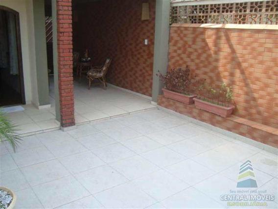 Casa Dois Dormitorios, Vila Sao Jorge, Sv - V3841