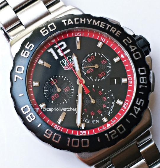 Espetacular Relógio Tag Heuer F1 Chronograph Lindo Completo