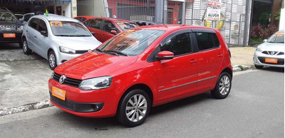 Volkswagen Fox 1.6 Vht Prime Total Flex 5p 2012