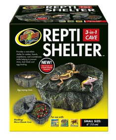 Repti Shelter Zoomed G