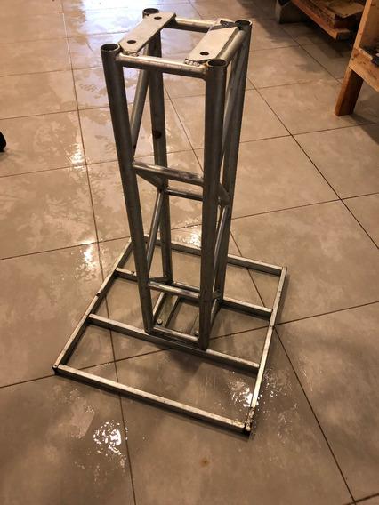 Treliças Kit Trave Box Truss Q25 Aço 3x3m