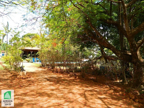 Venda Chacra De Lazer  Com Área De 15.000 Mts²  Melhor Local Para Descanso Na Cidade - 5089