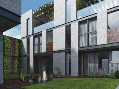 Hermosa Casa En Condominio De Sólo 3 Unidades, Con Fachada D