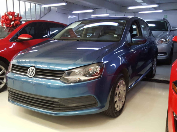 Volkswagen Polo 5p Startline L4/1.6 Aut