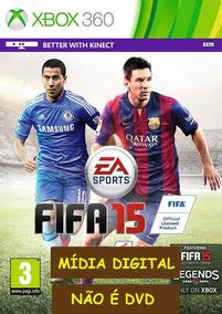 Fifa 15 - Xbox 360 - Digital