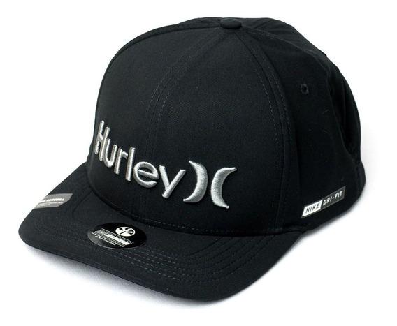 Boné Hurley Aba Curva Nike Dri-fit Slim Novo