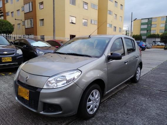 Sandero Autentique 1.600 , Gasolina Y Gas