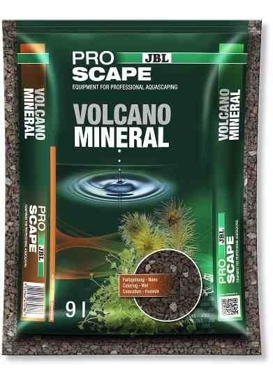 Jbl Volcano (substrato Rocha Vulcânica Granulada) 9l