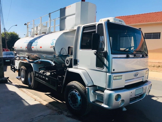 Caminhão Pipa Ford Cargo 2428e - Tanque 15.000 L