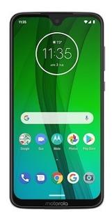 Motorola G7 Nov Na Caixa 4gb + 64gb Xt1962 Clear White
