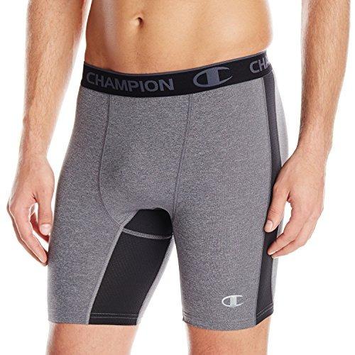 Pantalon Corto De Compresion Champion Powerflex Para Hombre