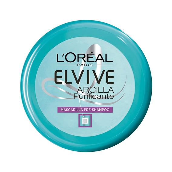 Mascarilla Pre-shampoo Purificante 150ml Elvive