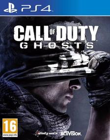 Call Of Duty Ghosts - Ps4 - Codigo Secundário