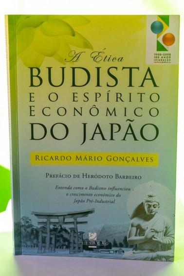 Livro A Ética Budista E O Espírito Econômico Do Japão