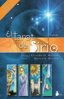 El Tarot De Sirio (libro Y Cartas)