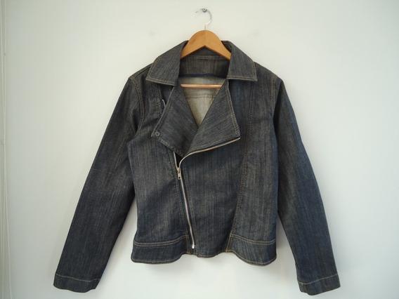 Blazer Jaqueta Jeans Hering Feminino M Linda