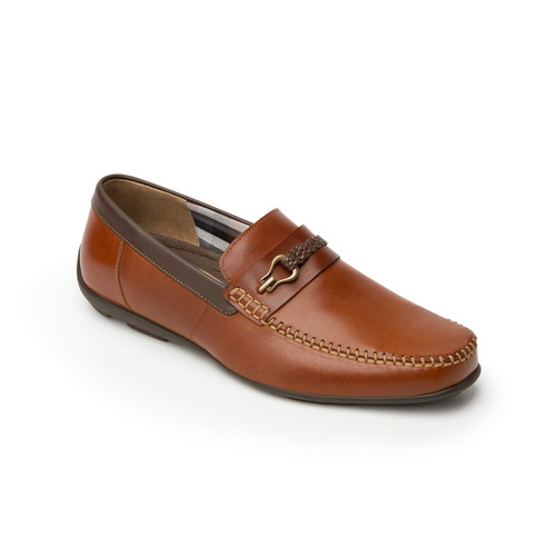 Calzado Zapato Flexi 68612 Cafe Tan Casual Vestir