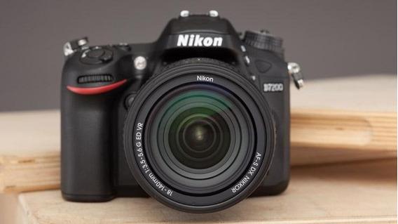 Nikon D7200 C/lente 30 Mm Sigma Arte 1.4