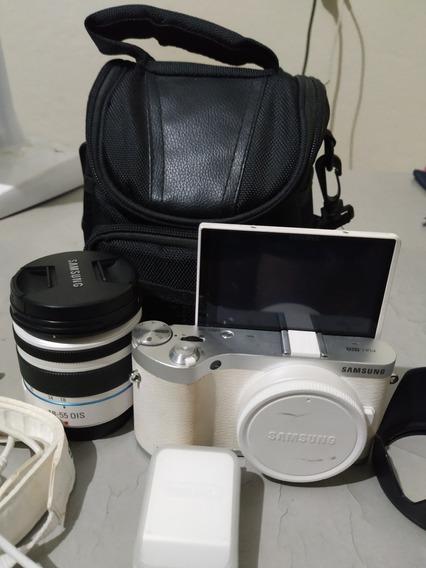 Câmera Samsung Nx300m 20.3mp