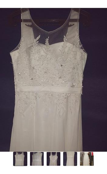 Vestido Noiva M/g