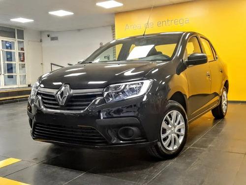 Renault Logan 1.6 16v Life 0km 2021 Stock Disponible! (jav)