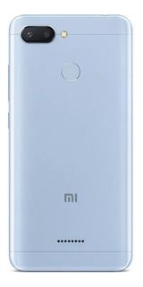 Cel. Xiaomi Redmi 6 Azul Dual 32gb/5.45