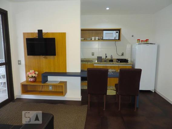 Apartamento Para Aluguel - Itacorubi, 2 Quartos, 59 - 893112277
