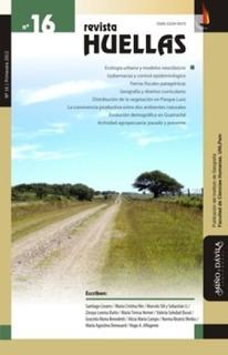 Revista Huellas Nro. 16